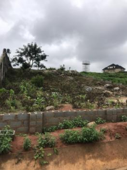 1200 Sqm Dry & Semi Fenced Land, Paradise Hill Estate, Guzape District, Abuja, Mixed-use Land for Sale