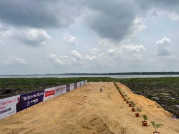 Beautiful Lagoon Front Estate, 100% Dry with Massive Development, Adjacent The Popular Alaro City, Epe, Lekki Expressway, Lekki, Lagos, Mixed-use Land for Sale