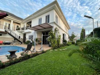 Lovely 9 Bedroom Fully Detached Mansion + Swimming Pool, Gym, Bqs, Off, Ikeja Gra, Ikeja, Lagos, Detached Duplex for Sale