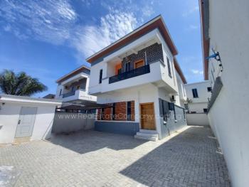 Fully Furnished 4 Bedroom Detached House, Mary Osadalor Street,  Bera Estate Chevron, Lekki, Lagos, House for Sale