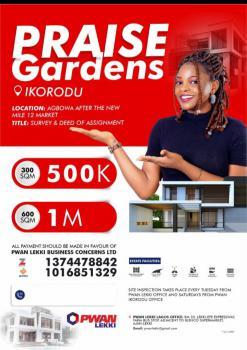 Plot of Land, Agbowa, Ikorodu, Lagos, Mixed-use Land for Sale