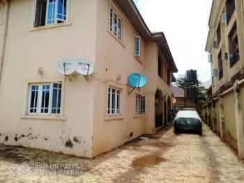 Newly Refurbished Luxury 4 Units 3 Bedroom Apartments with Ac, Cornerstone Estate, Trans Ekulu, Enugu, Enugu, Block of Flats for Sale