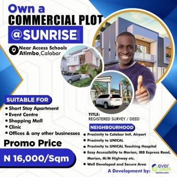 Commercial Plots, Near Access School, Atimbo, Calabar, Cross River, Land for Sale