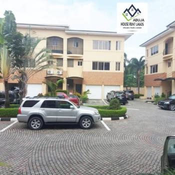 Serviced 4 Bedroom Townhouse House with Bq, Old Ikoyi, Ikoyi, Lagos, House for Rent