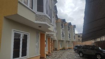 Tastefully Finished 4 Bedroom Terrace Duplex in a Mini Estate, Onike, Yaba, Lagos, Terraced Duplex for Sale