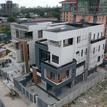 Luxury 5 Bedroom Fully Detached, Off Kingsway, Old Ikoyi, Ikoyi, Lagos, Detached Duplex for Sale