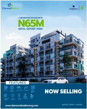 2 Bedroom Maisonette, Ikate, Lekki, Lagos, Block of Flats for Sale