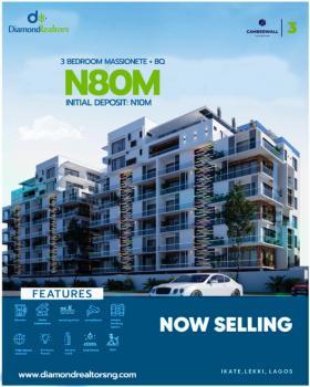 3 Bedroom Maisonette + Bq, Ikate, Lekki, Lagos, Block of Flats for Sale