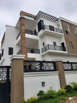 Newly Built and Exquisitely Finished 5 Bedrooms, Katampe Extension, Katampe, Abuja, Semi-detached Duplex for Sale