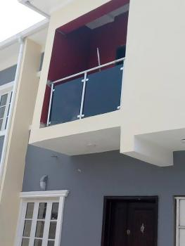 Brand New Luxury 2 Bedroom Flat on Interlocking Road Secured Estate, 27 Gracious Garden Estate Close to Lbs., Ajah, Lagos, Flat / Apartment for Rent