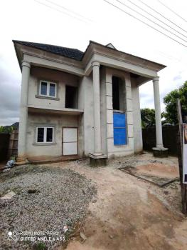 Brand New and Solidly Built Four Bedroom Detached Duplex (carcass), Sars Road, Rukpokwu, Port Harcourt, Rivers, Detached Duplex for Sale