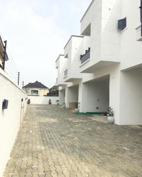 Newly Built 4 Bedroom Terrace with Spacious Rooms, Sangotedo, Ajah, Lagos, Terraced Duplex for Sale