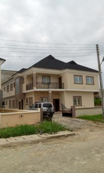 Brand New 3 Bedroom with Bq 2 Units Upstairs and Downstairs, Ocean Bay Orchid Road By Chevron Toll Gate Before Ikota Villa, Lekki Expressway, Lekki, Lagos, Flat for Rent