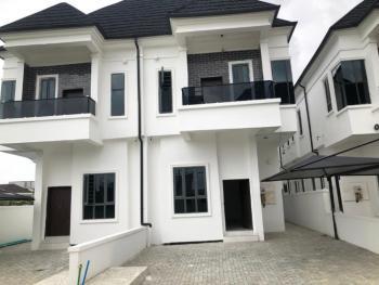 Newly Built 4 Bedroom Semi Detached Duplex with a Bq, Osapa, Lekki, Lagos, Semi-detached Duplex for Rent