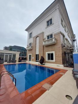 Tastefully Built 4 Bedroom Terrace with a Bq;, Banana Island, Ikoyi, Lagos, Terraced Duplex for Rent