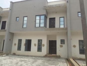 3 Bedroom Terrace with Attached Boys Quaters, Dakwo, Abuja, Terraced Duplex for Sale