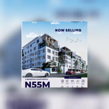 Camber Wall Advantage, Off Freedom Way, Lekki Phase 1, Lekki, Lagos, Flat / Apartment for Sale