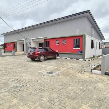 Fully Finished 3 Bedroom Semi Detached Bungalow, 5 Units Left, Flexible Payment Plan, in a Serene Environment, Oribanwa, Ibeju Lekki, Lagos, Semi-detached Bungalow for Sale