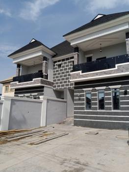 Luxury 4 Bedroom Detached Duplex with Bq., Labak Estate, Abule Egba, Agege, Lagos, Detached Duplex for Sale