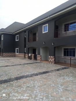 Newly Built 2 Bedroom Apartment with Modern Facilities, Off Eliozu Rupukwu Rd Close Happy Bite Rupukwu Roundabout, Eliozu, Port Harcourt, Rivers, Flat / Apartment for Rent