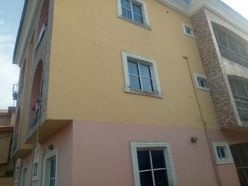 3 Bedroom Apartment in an Estate, Close to Happy Land Estate, Olokonla, Ajah, Lagos, Flat / Apartment for Rent