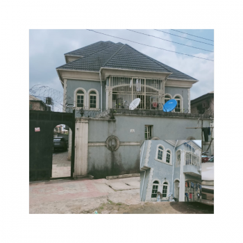 Sharp Mordern 5 Units of 3 Bedroom Apartment, Off Bayo Oyewale Street, Ago Palace, Isolo, Lagos, Block of Flats for Sale