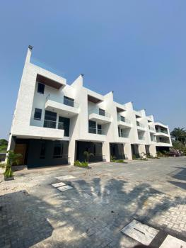 Luxurious & Brand New 4 Bedroom Terrace, Victoria Island (vi), Lagos, House for Rent
