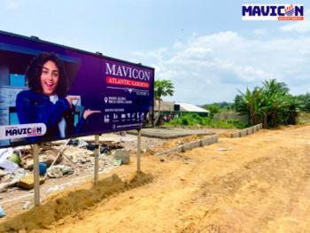 This Is Where Your Next Home Should Be, Scheme 2, Mavicon Atlantic Gardens, Beside Amen Estate 2, Eleko, Ibeju Lekki, Lagos, Residential Land for Sale
