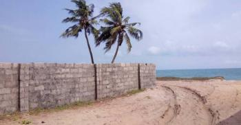 Beachfront Plots with Governors Consent, Beachfront Plots, Governor' Consent, Eko Ekete, Abijo, Lekki, Lagos, Residential Land for Sale