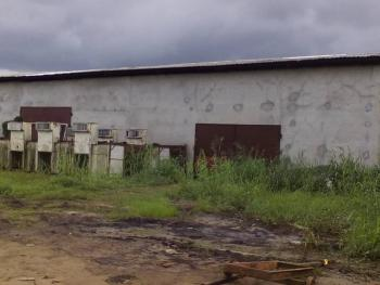 131 Plots of Land with Office Complex Fenced Together, Airport Road Iguruita, Port Harcourt, Rivers, Commercial Property for Sale