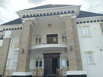 8 Bedroom Fully Detached Duplex with Bq and Swimming Pool, Diplomatic Zone, Katampe Extension, Katampe, Abuja, Detached Duplex for Sale