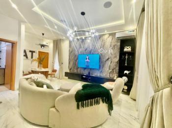 Two Bedroom Detached Duplex, Conservation Center Road Opposite Chevron, Lekki, Lagos, Semi-detached Duplex Short Let