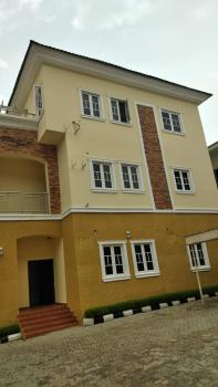 5 Bedroom Duplex, 2 Living Rooms, 3 Study Rooms and a Bq, By Coza Church, Guzape District, Abuja, Detached Duplex for Rent