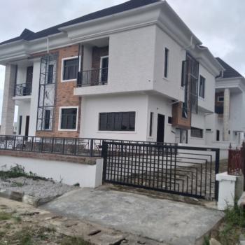 Brand New 5 Bedroom Duplex, Peace Gardens Estate By Shoprite, Sangotedo, Ajah, Lagos, Detached Duplex for Sale
