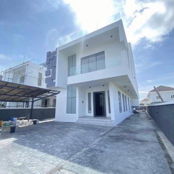 5 Bedroom Fully Detached Duplex with Open Terrace, Pool & Cinema, Pinnock Estate, Osapa London, Lekki Phase 2, Lekki, Lagos, Flat / Apartment for Sale