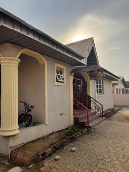 Detached 4 Bedroom Bungalow with 2 Bedrooom Flat Bq, Journalist Estate, Berger, Arepo, Ogun, Detached Bungalow for Sale