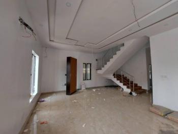 Brand New 4 Bedroom Full Detached House with Bq, Idado, Lekki, Lagos, Detached Duplex for Rent