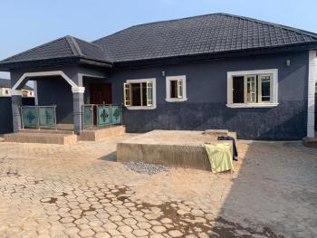 Brand New 3 Bedroom Bungalow with Bq & Shop, in an Estate Along Mowe Ofada Road, Mowe Town, Ogun, Detached Bungalow for Sale