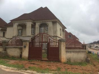 90% Finished Duplex with Bq, Blue Fountain Estate, Karsana, Abuja, Detached Duplex for Sale