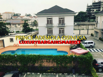 Cash Ready Clients - Well Located 4 Bedroom Semi Detached Terrace House, Central Ikoyi, Old Ikoyi, Ikoyi, Lagos, Terraced Duplex for Rent