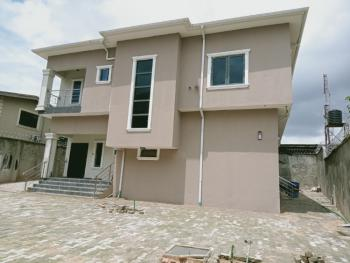 One Unit Stand Alone 4 Bedroom Duplex and 3 Unit 4 Bedroom Duplexes, Olowoora, Isheri, Lagos, Terraced Duplex for Sale