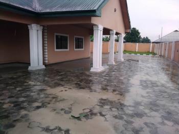 a 4 Bedroom Bungalow with Standard Facilities, Off Farm Road 2, Eliozu, Port Harcourt, Rivers, Detached Bungalow for Sale
