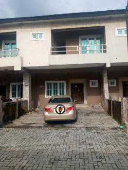 Executive Newly Built All En-suite 3 Bedrooms Carcass, Lekki Gardens Phase 2, Ajah, Lagos, Terraced Duplex for Sale