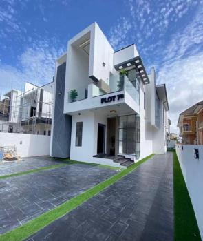 Luxury & Contemporary 5 Bedroom Fully Detached Duplex with Bq, Pool., Ologolo, Lekki, Lagos, Detached Duplex for Sale