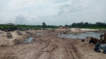 Land, Before Barracuda Beach, Ogombo, Ajah, Lagos, Mixed-use Land for Sale