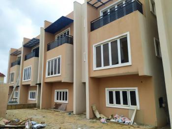 Top Notch 4 Bedroom Duplex, Wuye, Abuja, Terraced Duplex for Sale