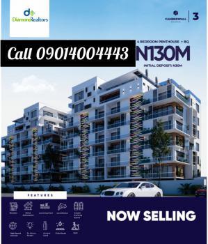 4 Bedroom Penthouse, Ikate, Lekki Phase 1, Lekki, Lagos, Block of Flats for Sale