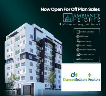 3 Bedroom Maisonette, Off Freedom Way, Lekki Phase 1, Lekki, Lagos, Block of Flats for Sale