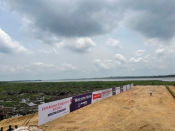 Lovely Water Front Plot of Land Well Developed, The Lagoon Front Estate, Alaro City, Epe, Lagos, Mixed-use Land for Sale