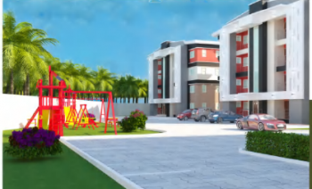 Luxury Fully Automated 4 Bedroom Masionette, Okun-ajah, Ajah, Lagos, Flat / Apartment for Sale